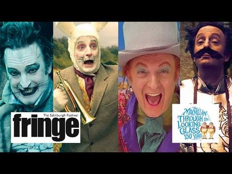 Fringe REVIEW: Mr Dilly's Alice in Wonderland - ★★★★