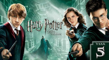 Film REVIEW: Harry Potter and the Order of the Phoenix - ★★★★★