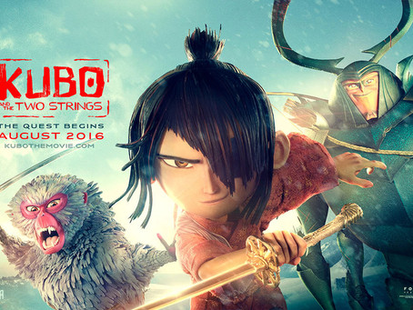 Film REVIEW: Kubo and the Two Strings - ★★★★★