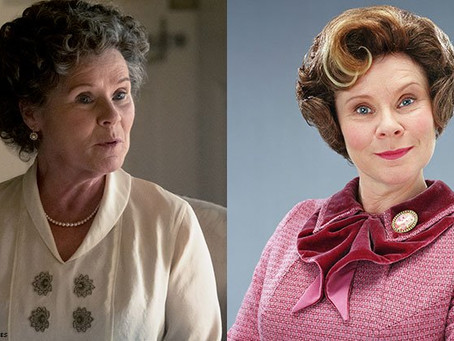 Actor of the Week (National Treasure 1): IMELDA STAUNTON