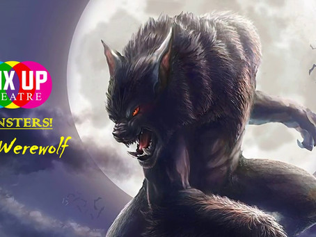 GOOSEBUMPS ONLINE: Monsters!: The Werewolf