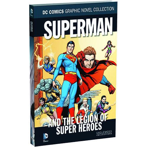 DC Comics Graphic Novel - Superman and the Legion of Superheroes