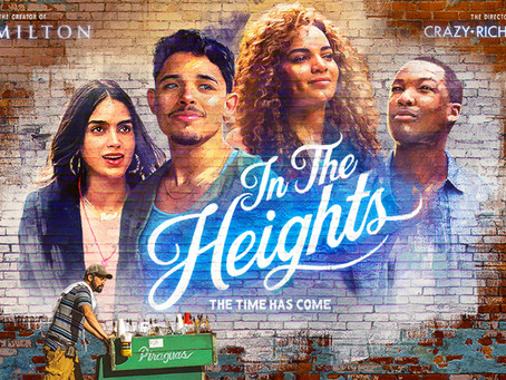 Film REVIEW: In the Heights - ★★★★★