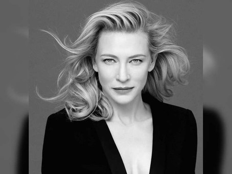 Mix Up Star: CATE BLANCHETT