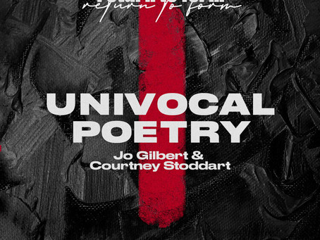 Loud Poets - Return to Form: Univocal Poetry