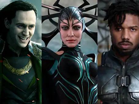 The Top 10 Marvel Villains!