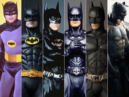 Superhero of the Week 2: BATMAN