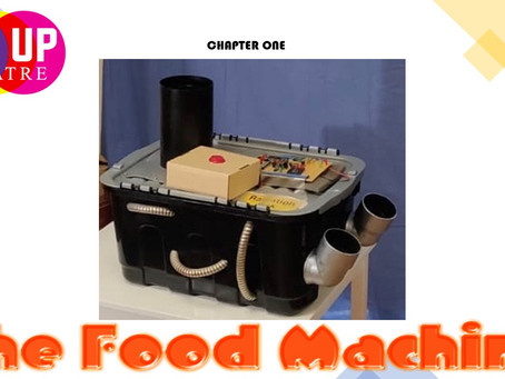 WATCH: Cloudy with a Chance of Meatballs (A Mix Up Theatre Film): Chapter One - THE FOOD MACHINE