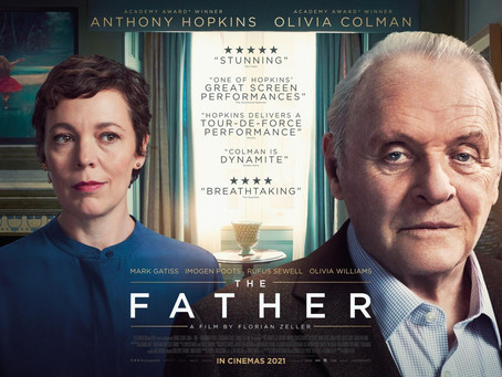 Film REVIEW: The Father - ★★★★★