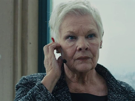 Mix Up Star: JUDI DENCH