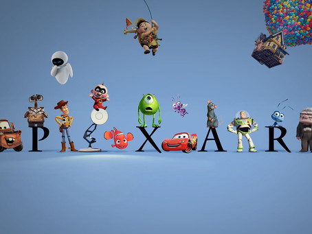 Studio of the Week: PIXAR
