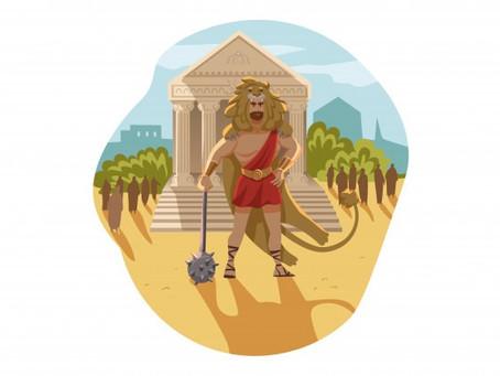 SUMMER CAMP - Greek Myths & Legends - Hercules