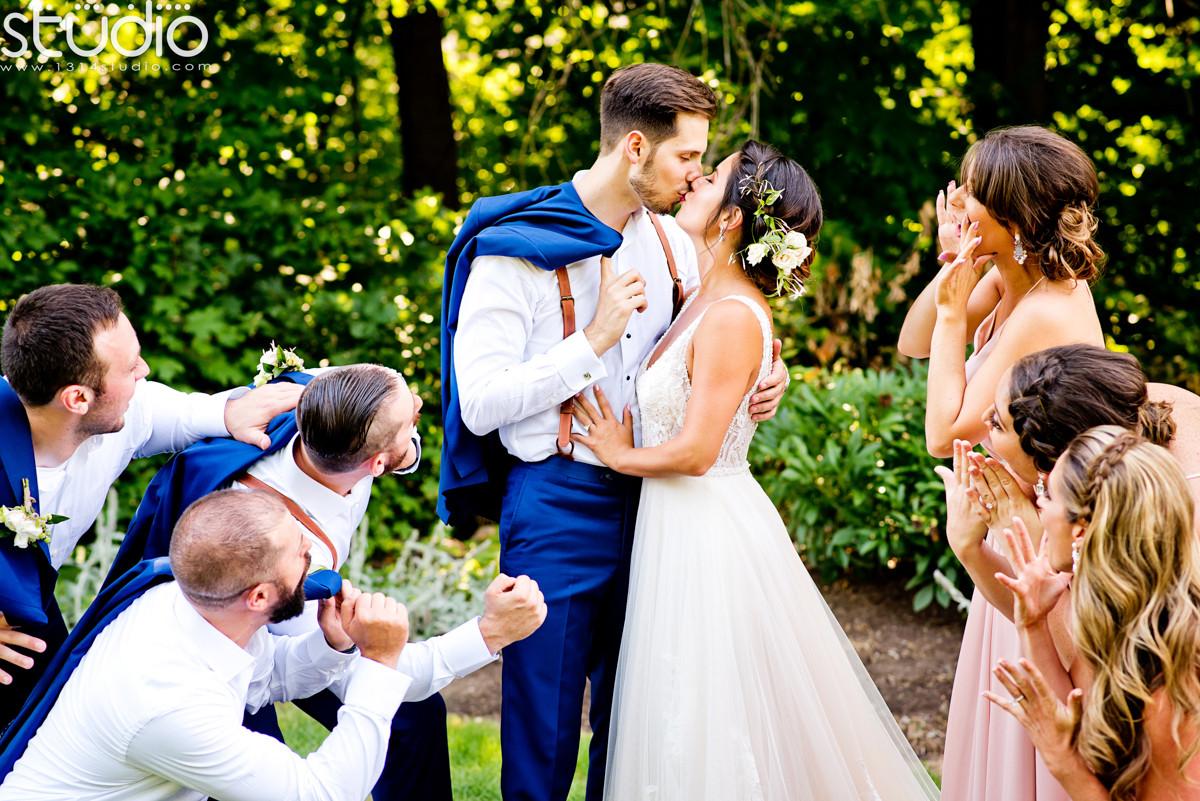 Wedding Hair and Makeup - Stamford, CT and NY Hudson Valley | Daniela Rodriguez Bridal Beauty