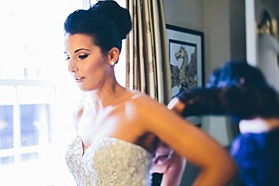 Wedding Hair and Makeup - Stamford, CT and NY Hudson Valley