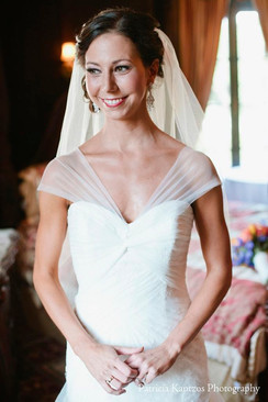 Tena for Daniela Rodriguez Bridal Beauty