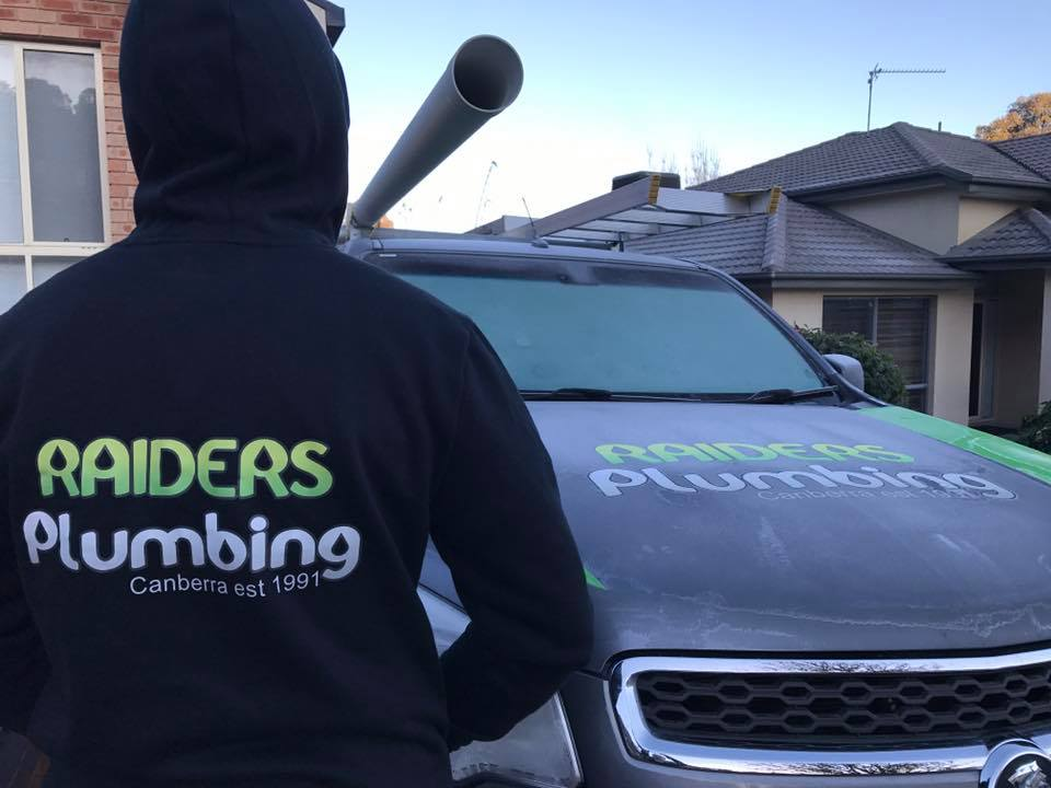 Raiders Plumbing Hoodie