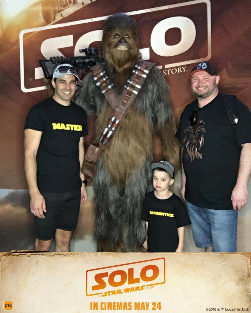 Star Wars Themed Shirts