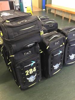 Canberra Raiders Travel Bag