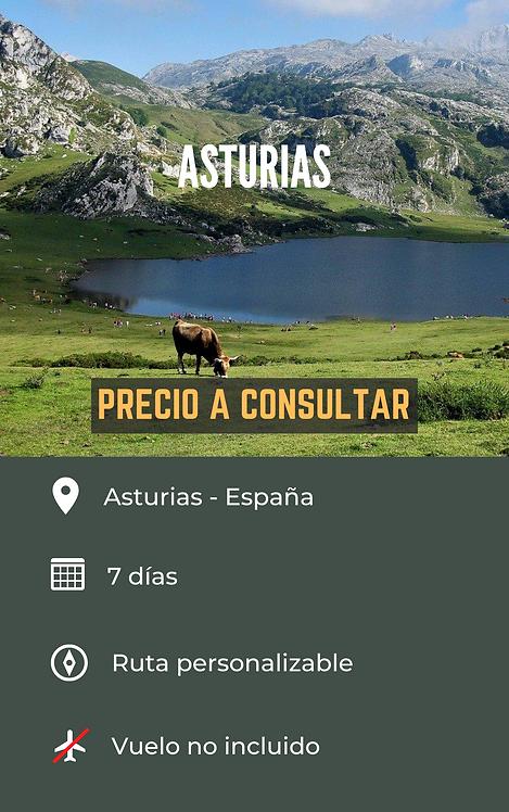 ASTURIAS -ESPAÑA
