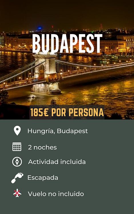 BUDAPEST - HUNGRÍA