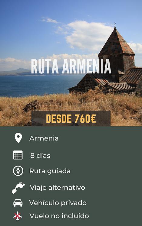 RUTA ARMENIA - ARMENIA