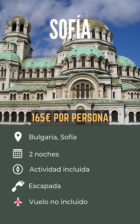 SOFÍA - BULGARIA