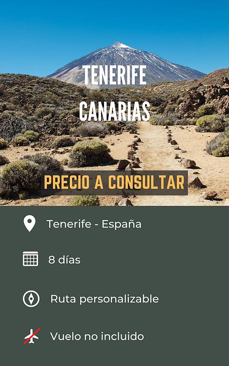 TENERIFE - ESPAÑA