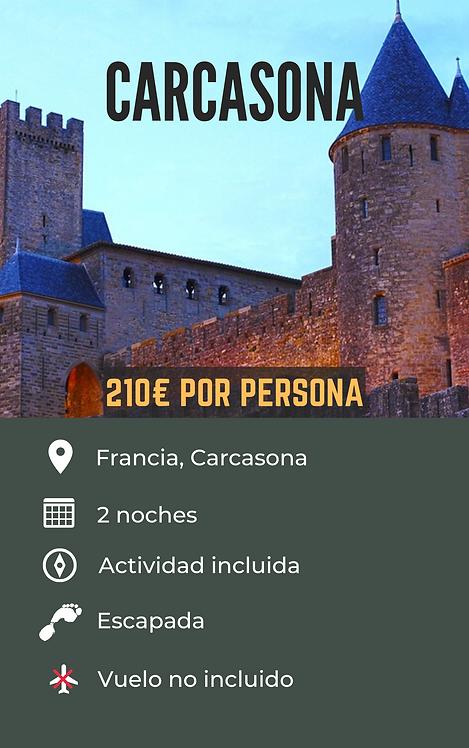 CARCASONA - FRANCIA