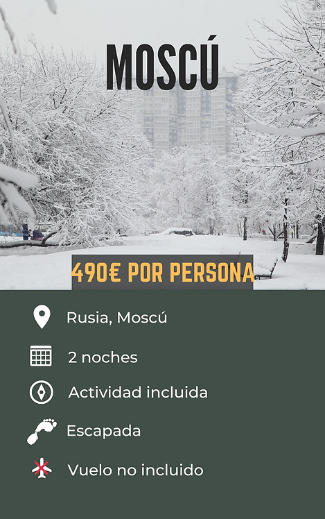 MOSCÚ-RUSIA