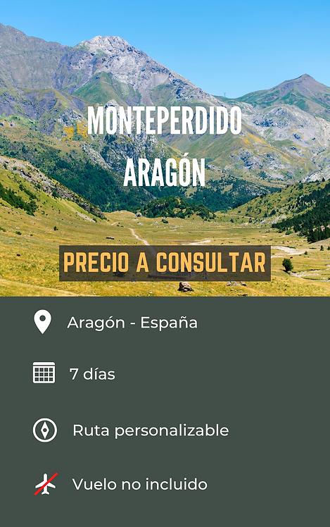 MONTEPERDIDO - ESPAÑA