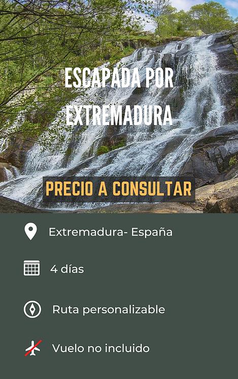 ESCAPADA POR EXTREMADURA - ESPAÑA