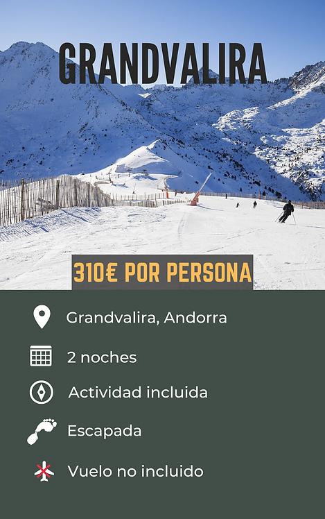GRANDVALIRA-ANDORRA