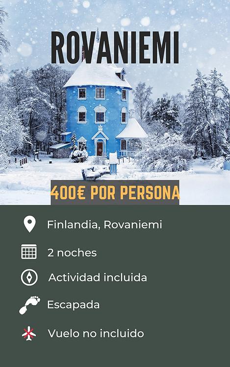 ROVANIEMI-FINLANDIA