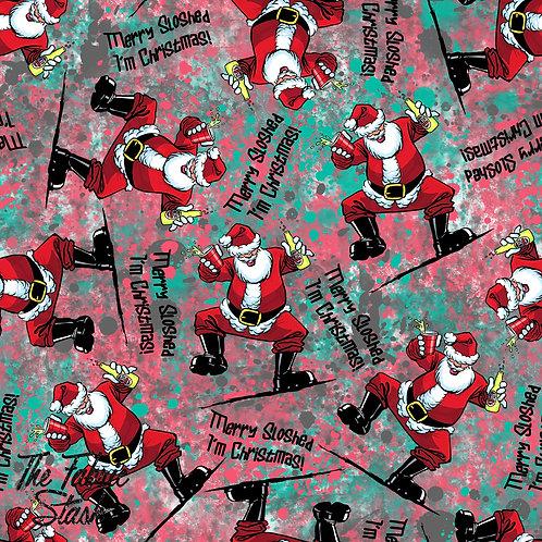 Sloshed Santa Splatter