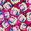 Thumbnail: Bubble Gum Girl - 250cm Wide Cotton Sateen