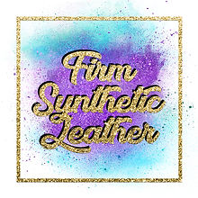 Firm Synthetic Leather
