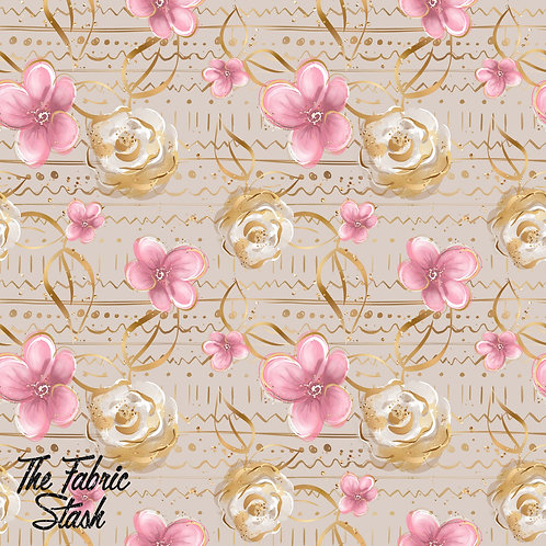 Fly Away Floral Cream