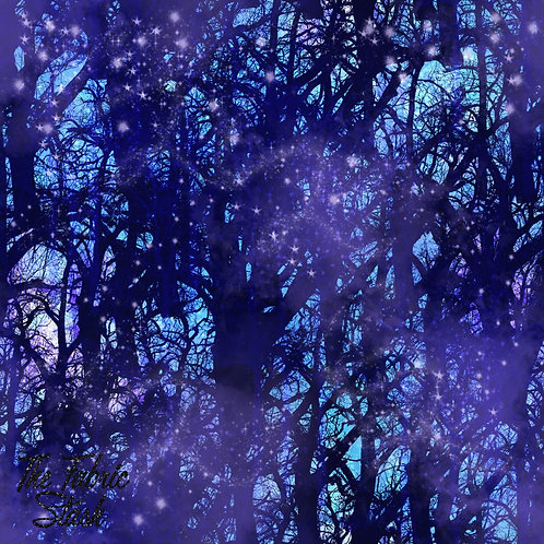 Magical Forest - Cotton Twill (Woven) 75cm