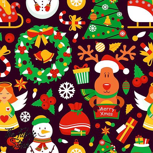Rudolph Merry Xmas