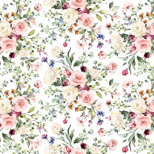 Maddy Floral - Cotton Twill (woven)
