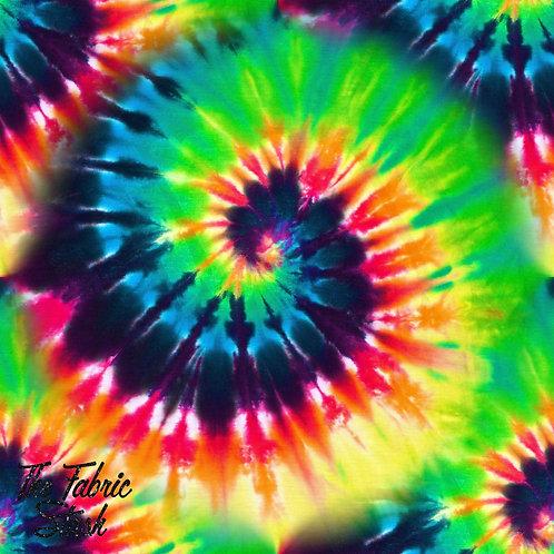 Spiral Tie Dye - Swim