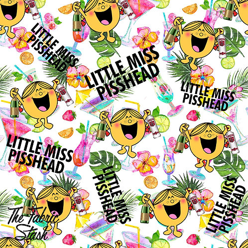 Little Miss P Head