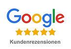 google rezessionen geschnitten und verwe