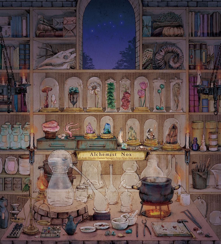 alchemist nox