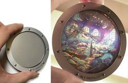 水面の手鏡「沈没船の住人」コラボ商品