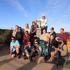 Group Photo, Southern Terminus