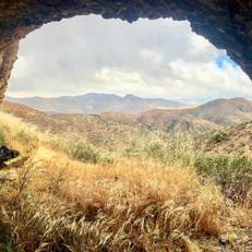 Cave outside Agua Dulce