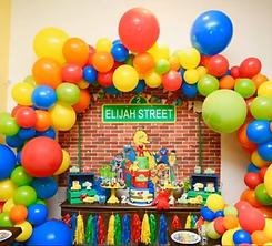 Elmo Event