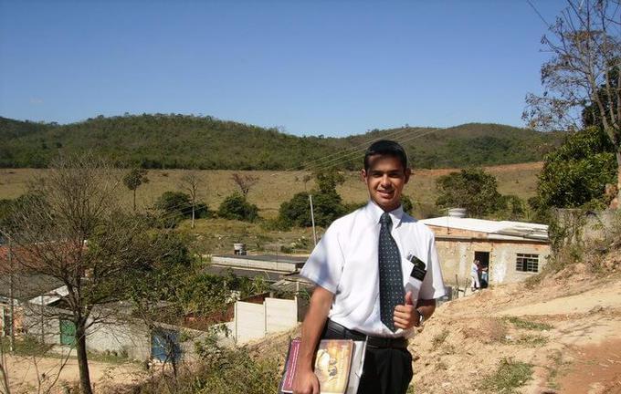 No Campo Missionário