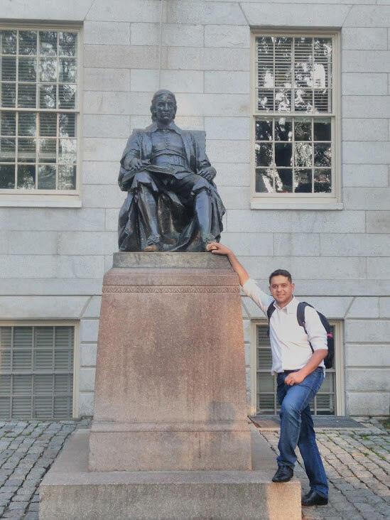 Em Harvard